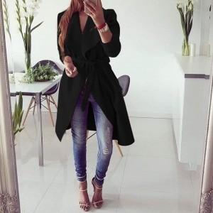 Plašč Style črn