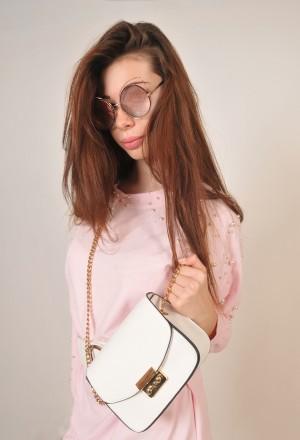 Modna očala Macka roza