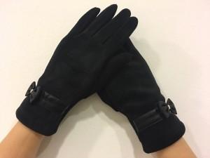Rokavice Pentlja črne