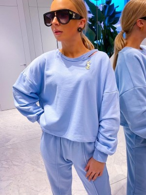 Trenirka Style modra