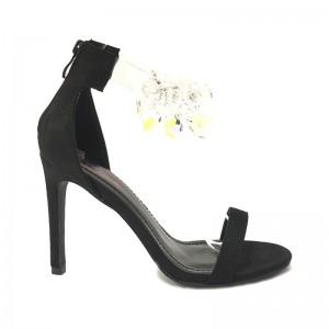 Sandali Rosa črni