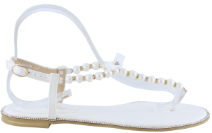 Sandali Pearl beli