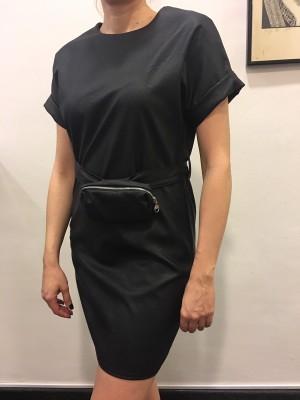 Obleka Bagi črna