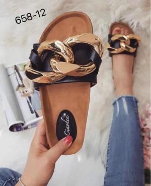 Sandali Ketna črni
