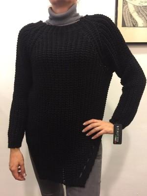 Pulover Kati črn