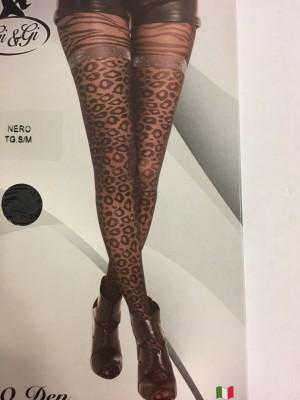 Žabe Leopard