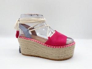 Sandali Color pinki