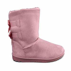Škornji Maša roza